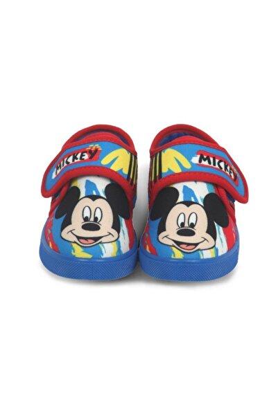 Mickey Mouse Çocuk Keten Ayakkabı Sneaker