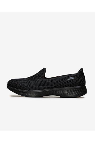 SKECHERS GO WALK 4 Kadın Siyah Yürüyüş Ayakkabısı