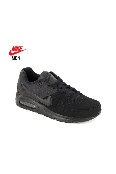 Nike Siyah Erkek Spor Ayakkabı 749760-003 Nıke Aır Max Command Leather Black/black-anthracıte