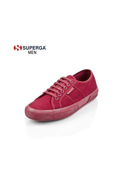Superga Kids Bordo Erkek Keten Ayakkabı 2750-cotu Classıc F52 S000010 X01650 Total Dk Bordeaux