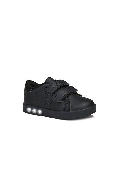 Vicco Oyo Unisex Bebe Siyah Spor Ayakkabı