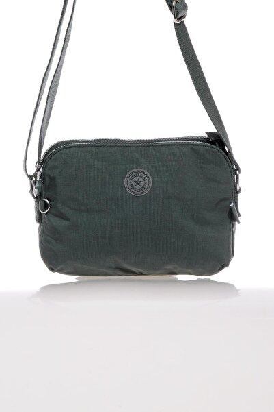 SMART BAGS Smb3002-0005 Haki Kadın Çapraz Çanta