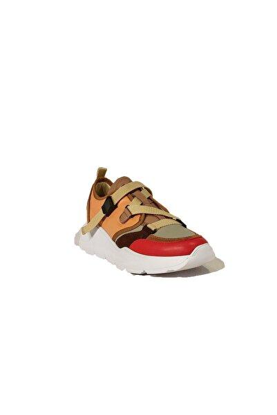 Nursace Hakiki Deri Sneaker Nsc19y-a62009