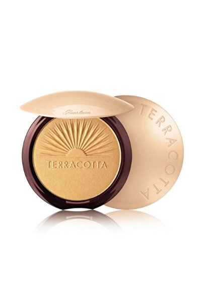 Guerlain Terracotta Summer Glow Highlighter Powder Vurgulayıcı Pudra