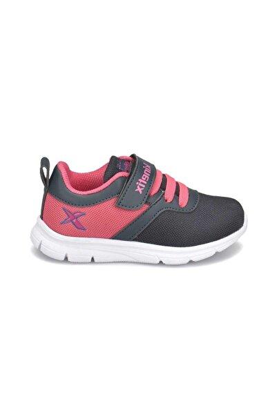 Kinetix Anka Lacivert Pembe Kız Çocuk Yürüyüş Ayakkabısı 100242352
