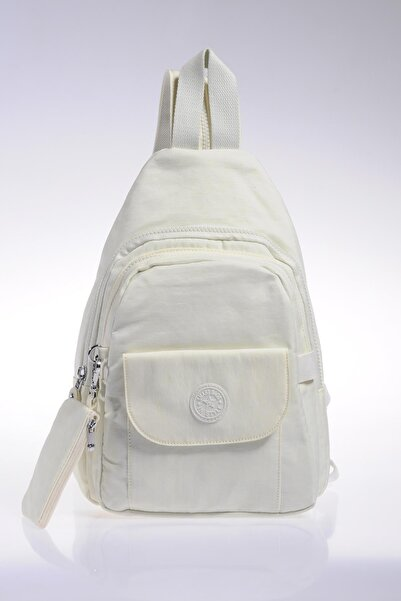 SMART BAGS Smb1237-0002 K.beyaz Kadın Sırt Çantası