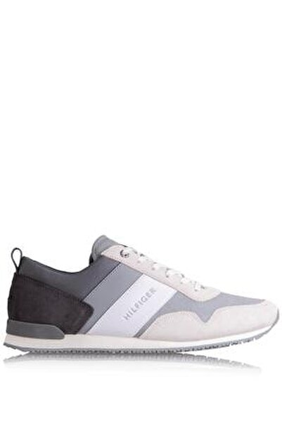 Erkek Ayakkabı Gri (Xm0xm01137-0ın)