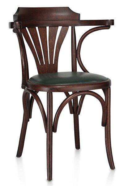 Albanis Thonet No: 53 Ahşap Kolçaklı Sandalye