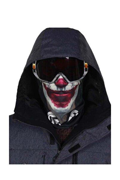 Tıklaalbeni Joker Kayak Maskesi, Snowboard Maskesi