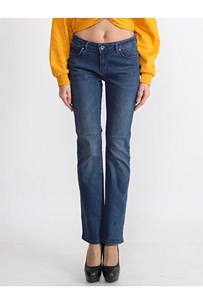 Twister Jeans Kadın Regular Fit Normal Bel Pantolon Mina 9006-11 11