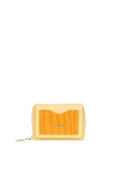 Matmazel 211rk508t Sarı Cüzdan