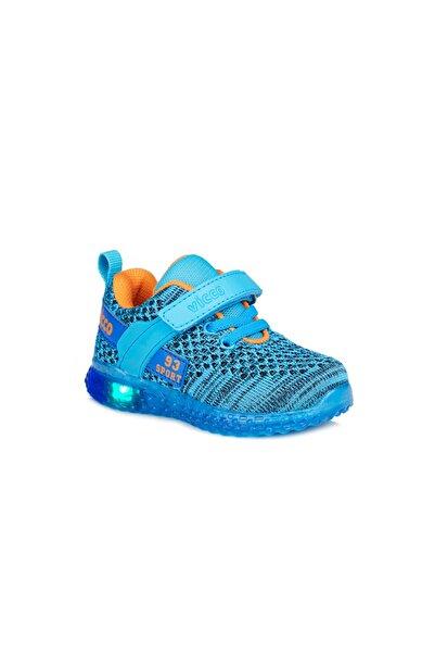 Vicco Alfa Erkek Bebe Mavi Spor Ayakkabı
