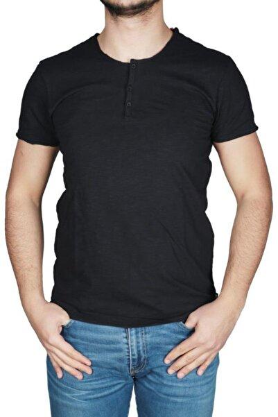 Bad Bear Erkek 3 Düğmeli Tişört 17.01.07.013