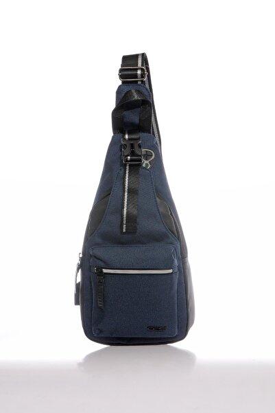 ÇÇS 31261 Lacivert Erkek Body Bag