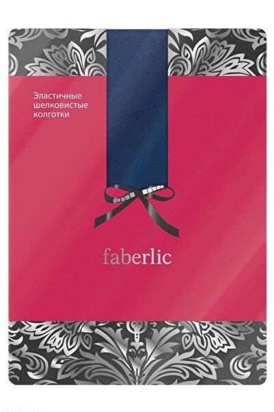 Faberlic Lacivert Esnek Külotlu Çorap M 82773