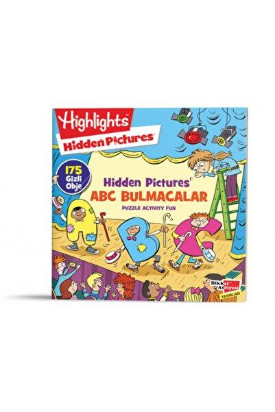 Highlights Yayınları Hidden Pictures Abc Bulmacalar