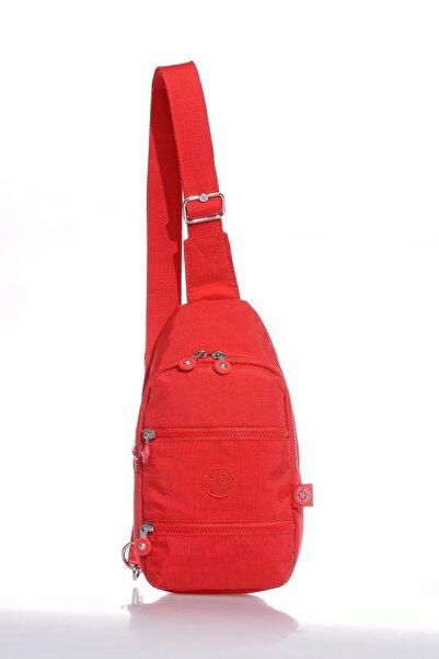 SMART BAGS Smb3051-0019 Kırmızı Kadın Body Bag