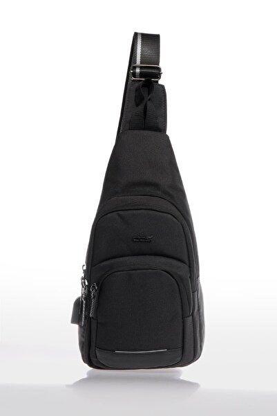 ÇÇS 31193 Siyah Unısex Body Bag