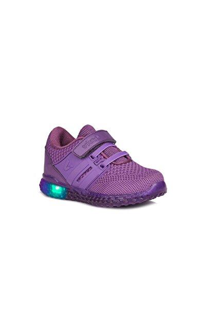 Vicco Flash Kız Bebe Mor Spor Ayakkabı