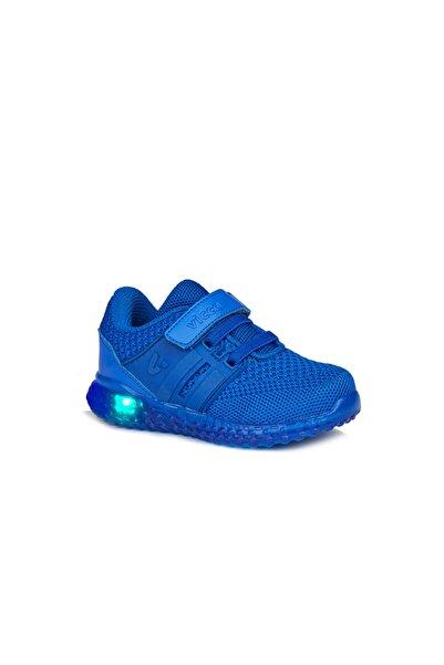 Vicco Flash Erkek Çocuk Saks Mavi Spor Ayakkabı