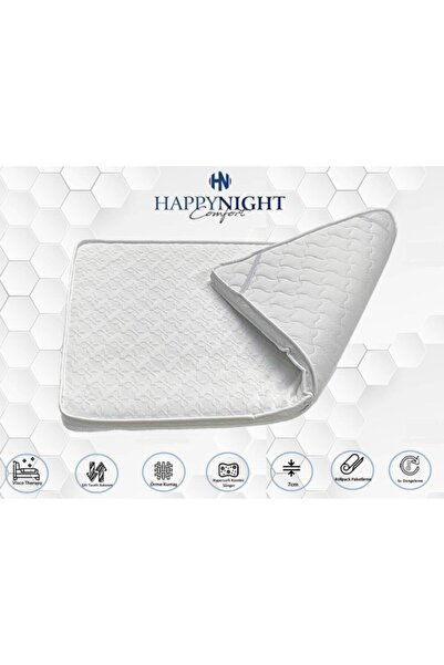 HAPPYNIGHT Viscotherapy 150x200 Yatak Şiltesi Visco Ped Memory Foam