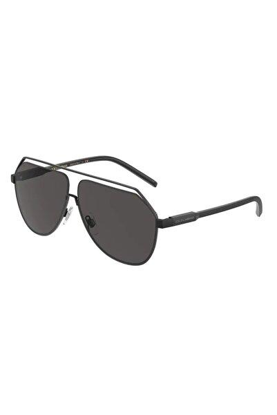 Dolce & Gabbana 0dg2266 110687 63 Ekartman Erkek Güneş Gözlüğü