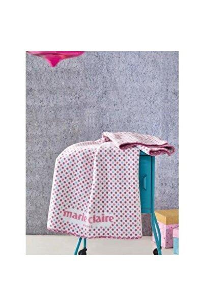 Marie Claire Marıe Claıre Pamuklu Bebek Battaniye-arkas Pembe 100 X 120 Cm