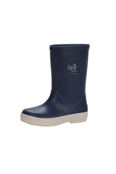 IGOR Yağmur Çizmesi Splash Nautico W10107 Laci 22-30