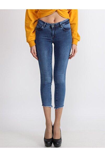Twister Jeans Kadın Slim Fit Orta Bel Pantolon Lıma 9213-01 C 01