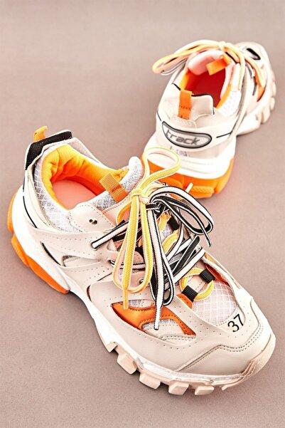 Bambi Bej/bej Kadın Sneaker K0541150022