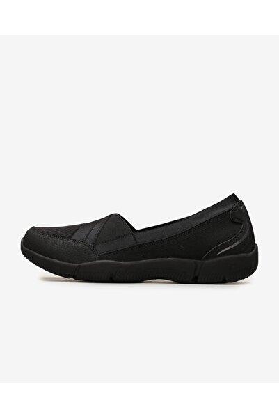 SKECHERS BE-LUX - DAYLIGHTS Kadın Siyah Günlük Ayakkabı