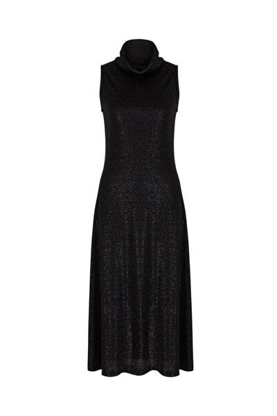 Nocturne Sim Iplikli Örme Elbise