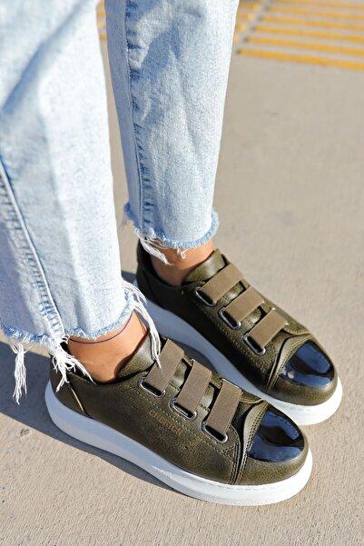 Chekich Ch251 Bt Kadın Ayakkabı Haki