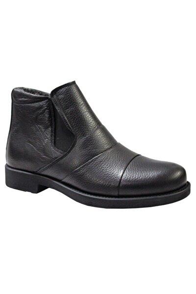 KALE 330 Hakiki Deri Anatomik(40-46) Günlük Erkek Ayakkabı Bot
