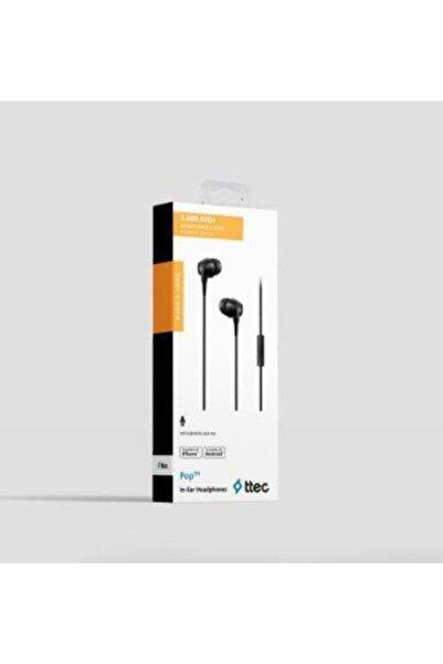 Ttec Pop Kulaklık Mikrofonlu Kulak Içi Kablolu 3.5mm