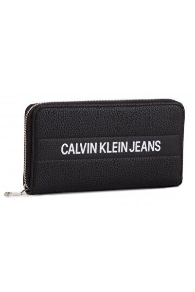 Calvin Klein Siyah Kadın Cüzdan