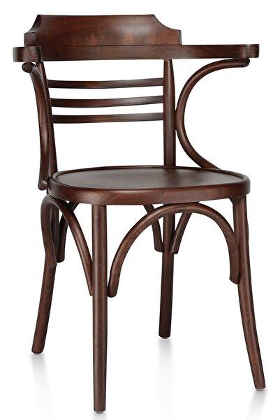Albanis Thonet No: 56 Ahşap Kolçaklı Sandalye