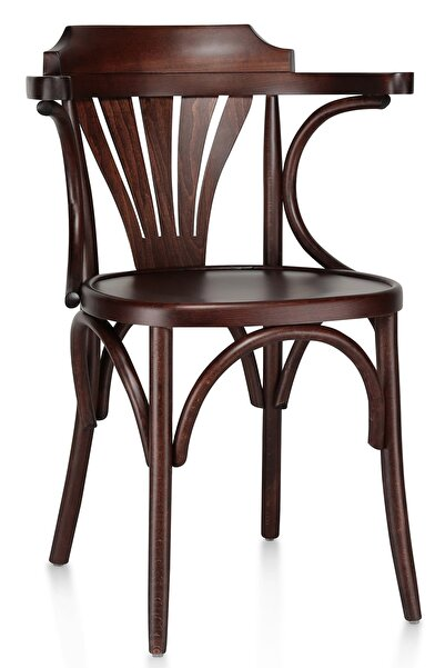 Albanis Thonet No: 52 Ahşap Kolçaklı Sandalye