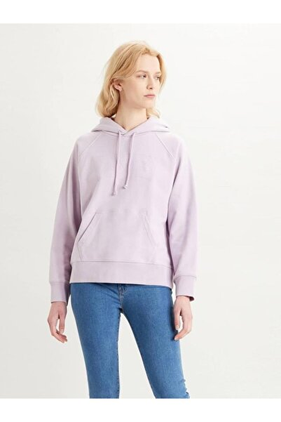 Levi's Kapüşonlu Kadın Sweatshirt 35946-0206-0238