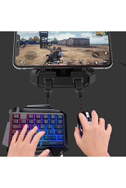 Gate K-snake Pubg Oyun Gaming Klavye + Gaming Mouse Pad