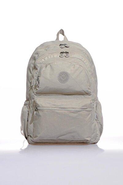 SMART BAGS Smb1050-0083 Ice Gri Kadın Sırt Çantası