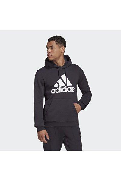 adidas MH BOS PO FL Siyah Erkek Sweatshirt 101118093