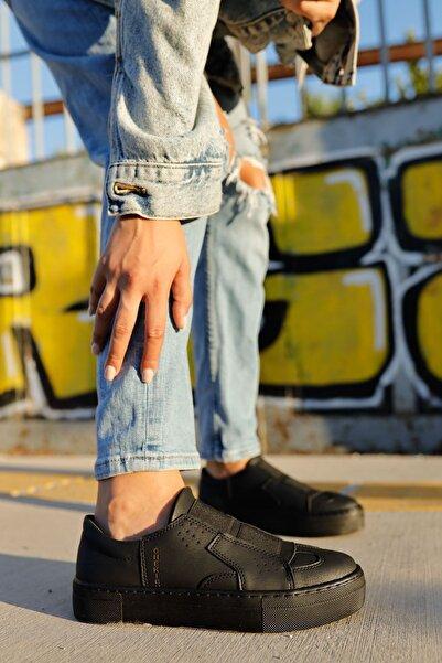 Chekich Ch033 St Kadın Ayakkabı Sıyah