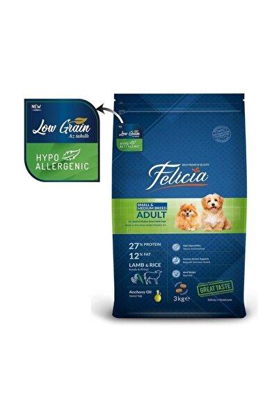 Felicia 3 Kg Kuzulu Küçük/orta Irk Yetişkin Köpek Maması