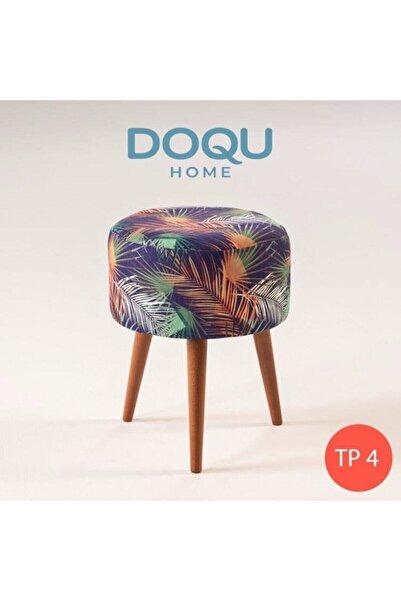 Doqu Home Trio Dekoratif Puf Tp4