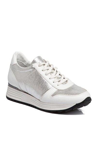 Tergan Beyaz Kadın Ayakkabı 64250a26