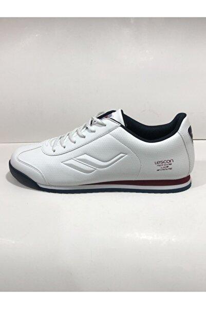 Lescon Winner Beyaz Erkek Sneaker Ayakkabı