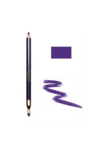 Clarins Crayon Khol 10 True Violet Göz Kalemi 3380814210916