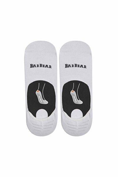 Bad Bear Core Zero Unisex Çorap 18.01.02.001-whıte