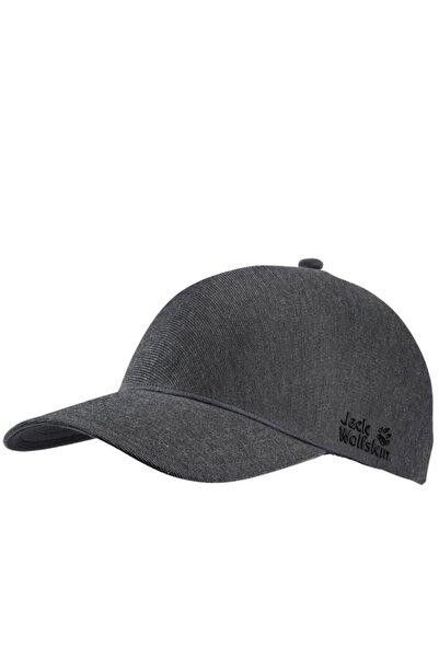 Jack Wolfskin Seamless Urban Dark Grey Şapka